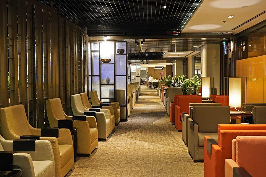 新加坡樟宜機場第一航廈貴賓室 | Dnata Lounge (T1) 過夜體驗