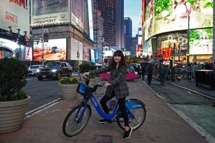 Citi Bike 紐約共享腳踏車攻略 | 借車流程、租借價格,用公共自行車環遊市區吧!!