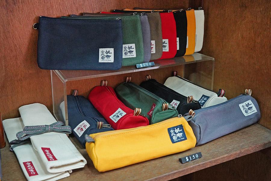 合成帆布行 | 台南MIT環保伴手禮,一個帆布袋也能客製~平價耐用帆布包!!