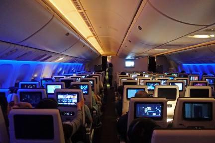 卡達航空 Qatar Airways   QR817 香港HKG ⇒ 杜哈DOH 飛行紀錄