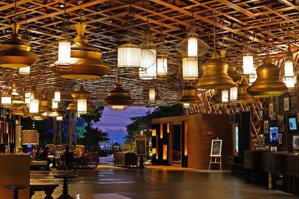 Hotel Indigo Bali Seminyak Beach 峇里島水明漾海灘住宿,英迪格在地風格設計酒店推薦!!