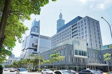 台北寒舍艾美酒店 Le Méridien Taipei 信義區101景觀飯店,豪華房住宿分享