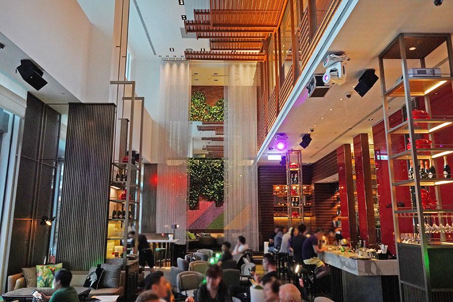 WOOBAR 台北W飯店最受歡迎的時髦酒吧,Happy Hour 分享