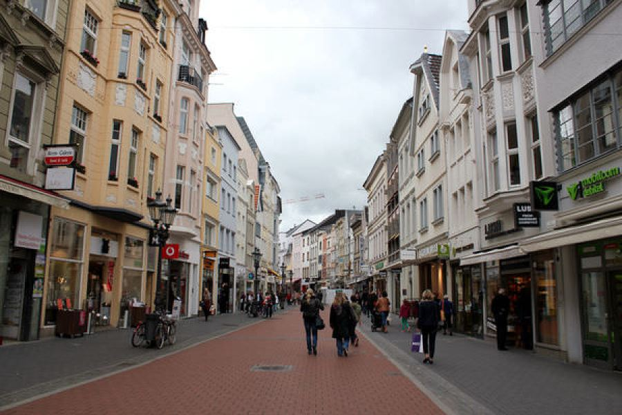 波昂 Bonn | 老城市區散步 + 貝多芬之家 Beethovens Geburtshaus + 波昂大學 University of Bonn