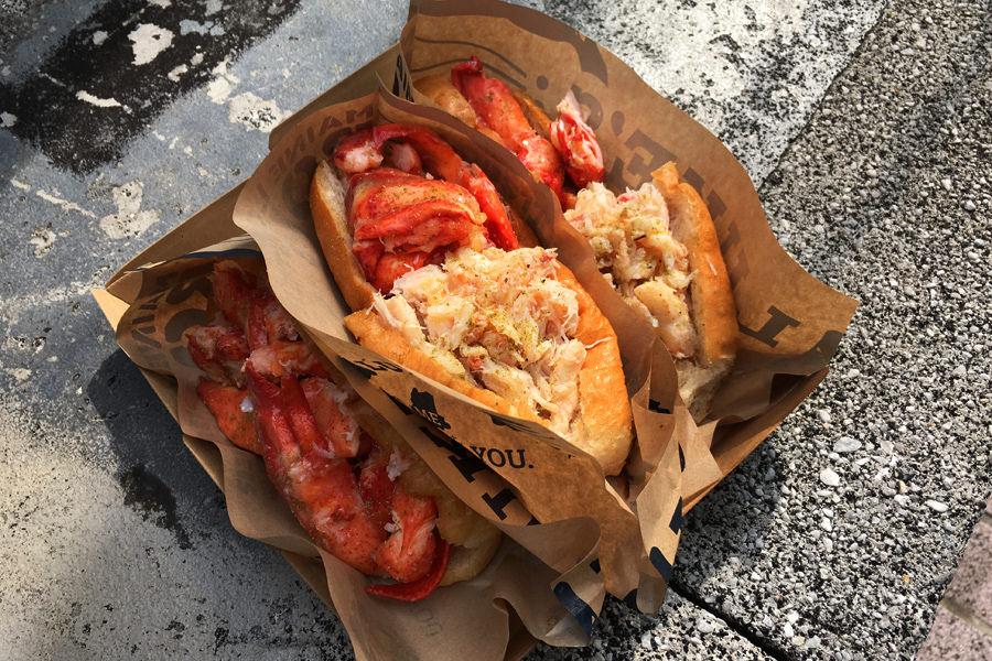 東京表参道 | Luke's Lobster 龍蝦蟹肉三明治堡 ルークス