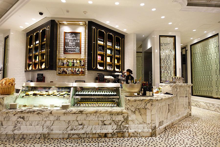 澳門 Macau | 麗思咖啡廳 The Ritz-Carlton Café 美到不行的法式餐廳!!! (午餐專享)