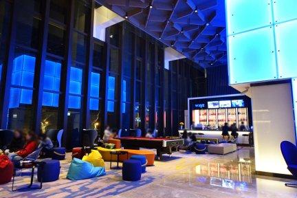 北投雅樂軒酒店 Aloft Taipei Beitou 關渡平原景觀飯店,平價版 W hotel