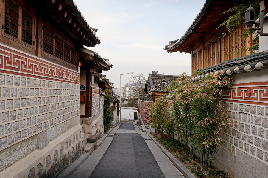 首爾 Seoul | 北村 韓屋村八景 一磚一瓦600年歷史북촌한옥마을 Bukchon