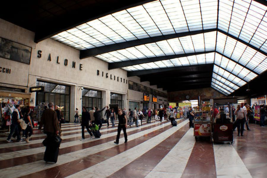 義大利國鐵 Trenitalia | 佛羅倫斯 Florence → 羅馬 Rome