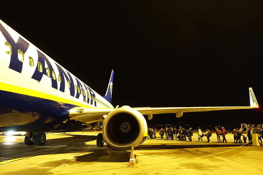 瑞安航空 Ryanair | FR8393 布達佩斯BUD→巴塞隆納BCN 飛行紀錄