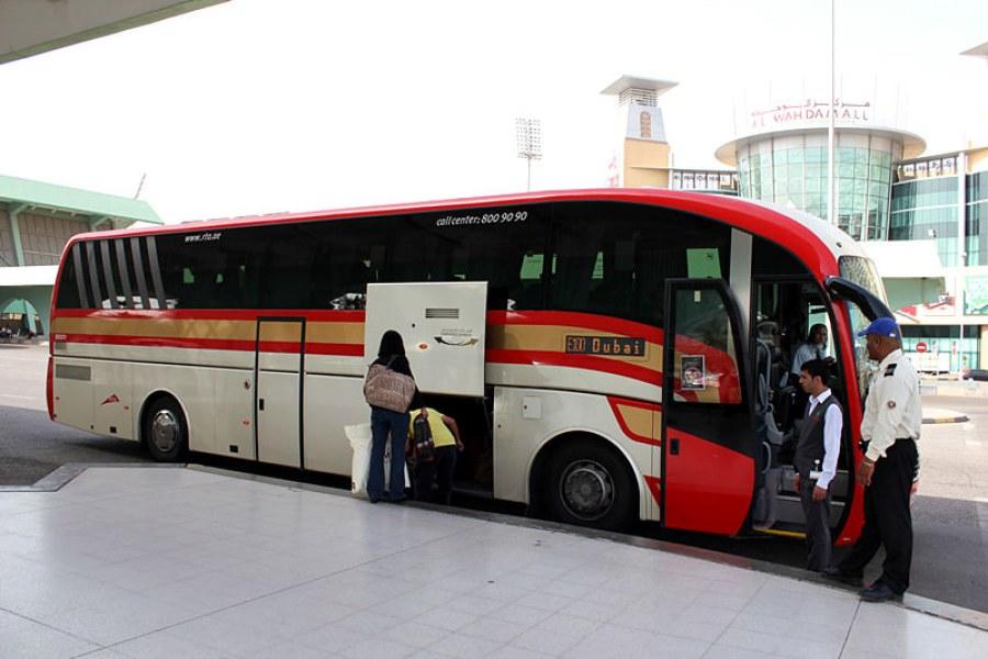 阿布達比 Abu Dhabi & 杜拜 Dubai | 往返城市、市區交通