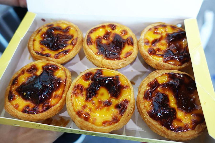 澳門 Macau | 安德魯餅店 Lord Stow's Bakery 澳門蛋塔創始店 威尼斯人分店
