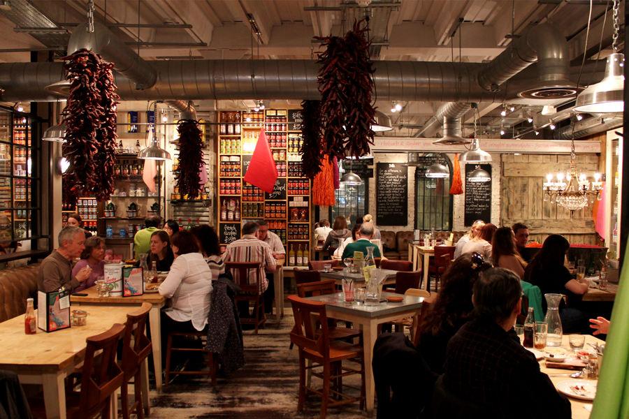 劍橋 | Bill's Restaurant Cambridge