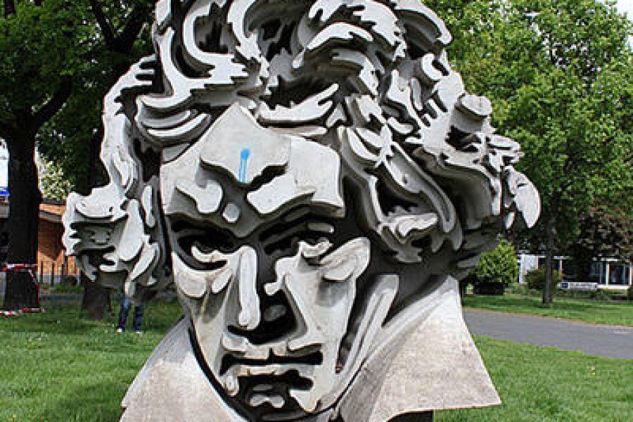 波昂 Bonn | 貝多芬雕像 Beethoven Sculpture