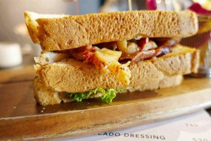 台北忠孝 | The Lobster Bar 龍蝦三明治&早午餐