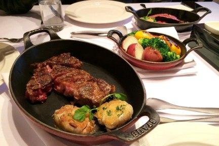 台北 | 維多麗亞酒店 No.168 Prime Steak House 牛排館
