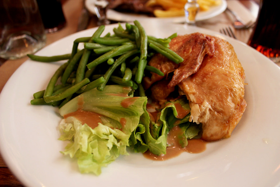 [法國] 巴黎 Paris @ Le Royal Bar & restaurant – 戰神廣場附近平價小餐館