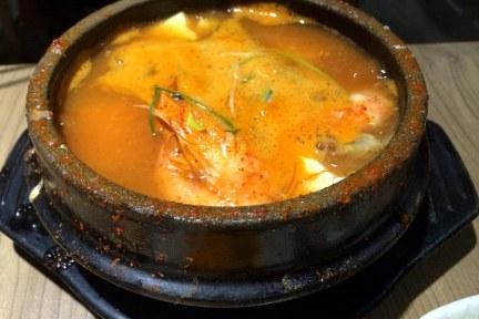 台北東區 | 九尾韓國豆腐煲 - 平價韓式豆腐鍋均一價 $200