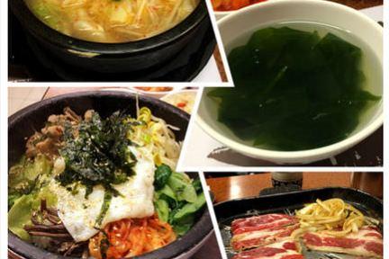 台北北車   韓國媽媽烤肉 平價韓式家常料理