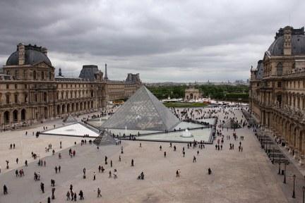 法國巴黎羅浮宮 Musée du Louvre 世界參觀人數最多、必看鎮館三寶!!
