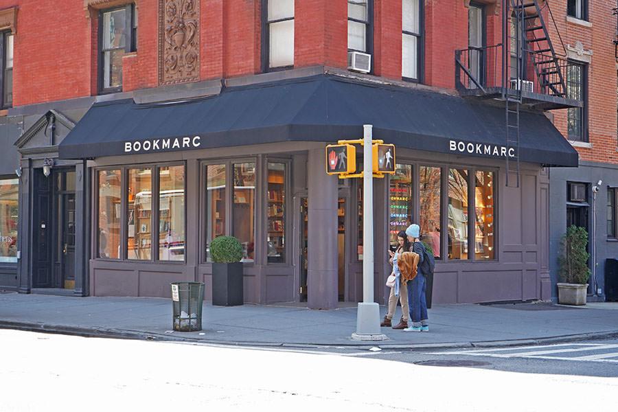 BookMarc New York 紐約時尚設計師 Marc Jacobs 全球第一家書店!