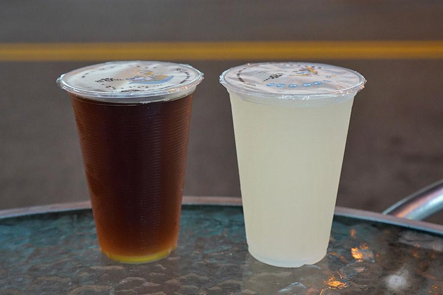 劉正港檸檬汁、仙人掌汁、風茹茶,澎湖中正路人氣解暑飲品專賣!