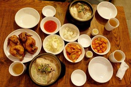首爾 Seoul | 鍾路區 土俗村蔘雞湯 토속촌삼계탕 景福宮美食朝聖之只推雞湯