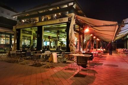 【維也納 Vienna】NENI am Naschmarkt 夜訪納許市場,地中海中東風味美食