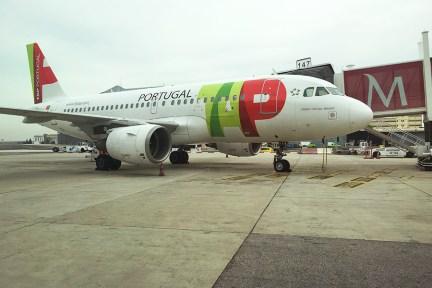 葡萄牙航空 TAP Portugal | TP1051 巴塞隆納BCN→里斯本LIS 飛行紀錄、里程累計分享