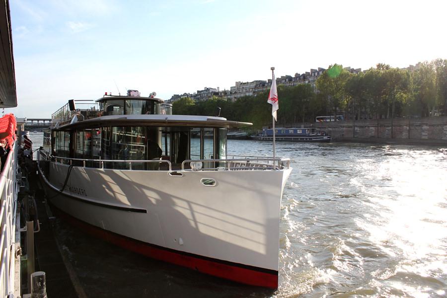 [法國] 巴黎 Paris @ 塞納河遊船 Bateaux Vedettes de Paris