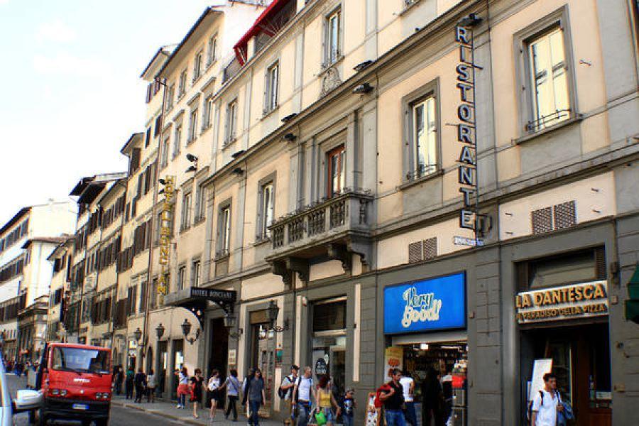 佛羅倫斯車站住宿 Hotel Bonciani Florence 恐怖旅社地雷體驗!!