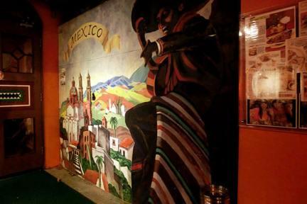 台北東區   AMIGO MEXICO 米格墨西哥飲食文化餐廳