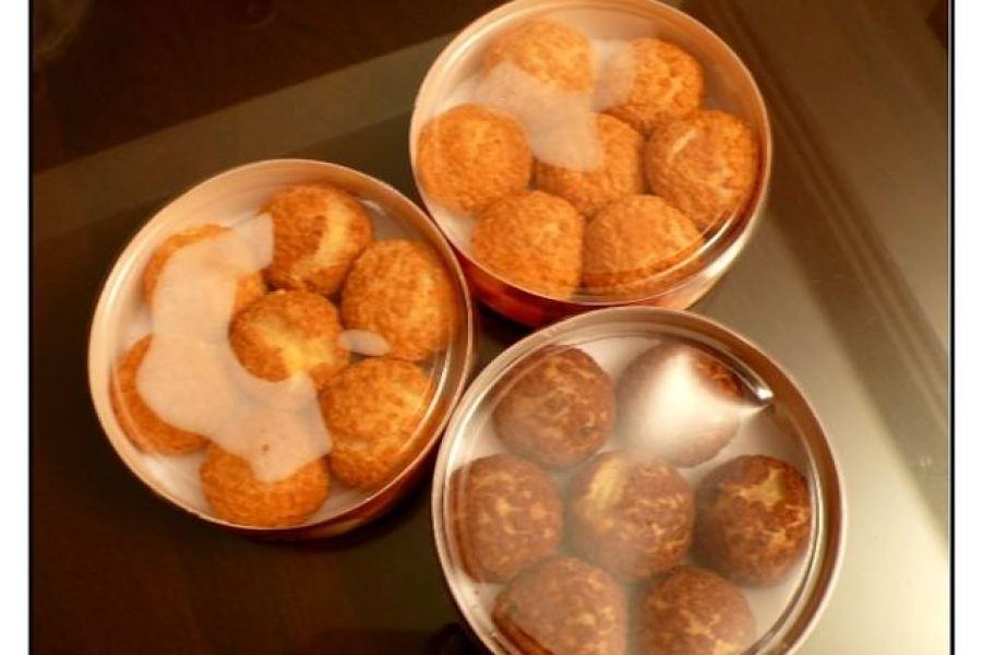 [食記] 豆酥朋泡芙