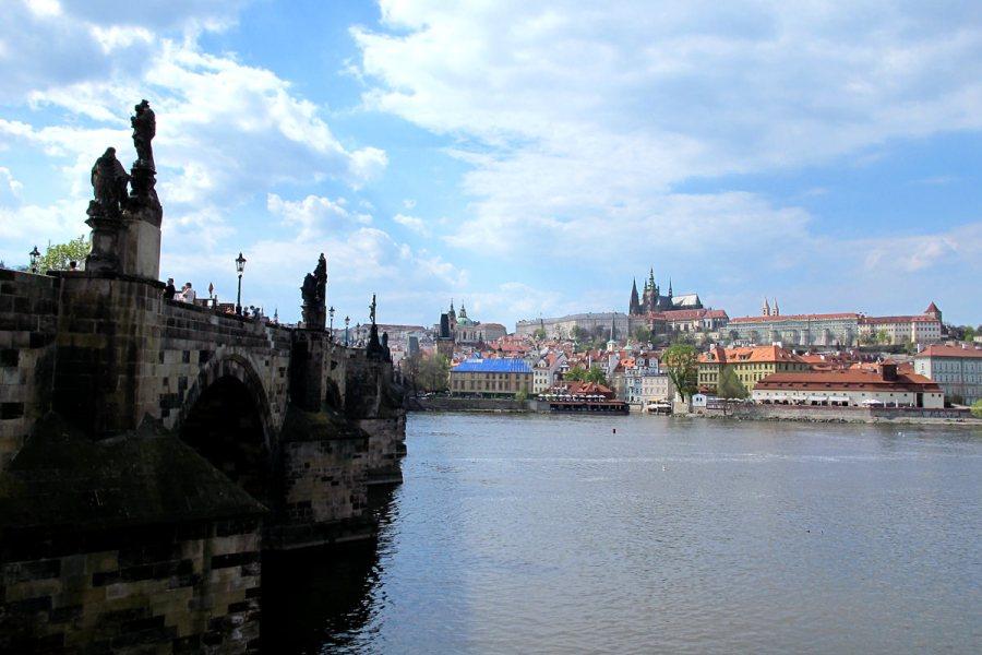 布拉格查理士橋 Karlův most 古老石橋的純粹浪漫