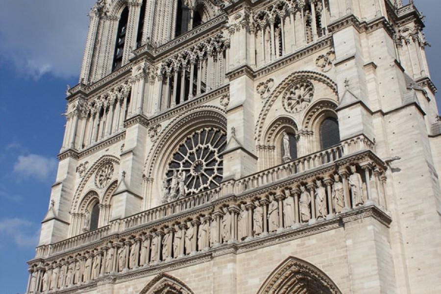 [法國] 巴黎 Paris @ 聖母院 Cathédrale Notre-Dame de Paris & 西堤島 Île de la Cité