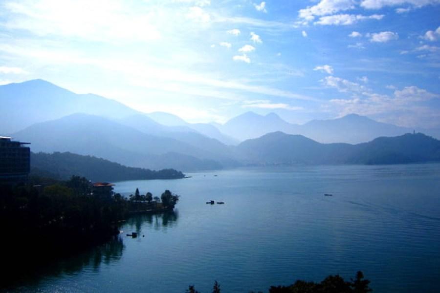 [南投] 日月潭 Sun Moon Lake – 享受明潭魚池之美