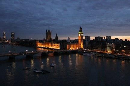 倫敦 London   大笨鐘 The Big Ben