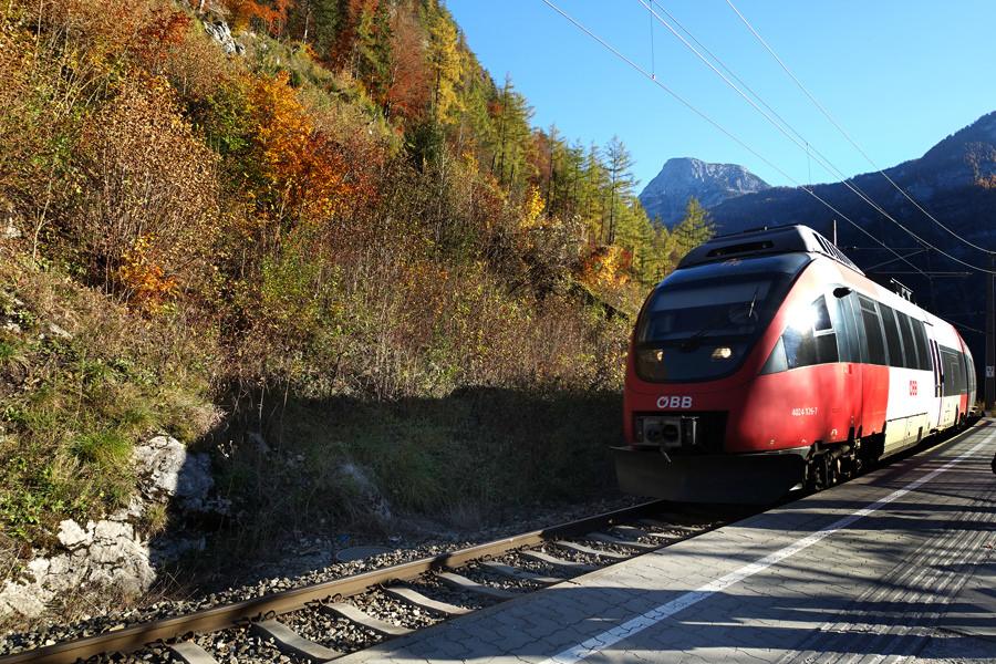 薩爾斯堡 ⇔ 哈修塔特 往返交通方式比較 | 奧鐵 OBB 火車轉船實搭紀錄
