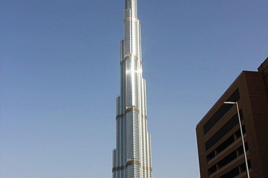 杜拜 Dubai | 世界最高建築 – 哈里發塔 Burj Khalifa (杜拜塔 Dubai Tower)