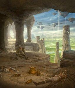 ancient tomb full