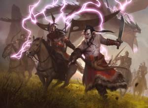 Kolaghans-Command-Dragons-of-Tarkir-MtG-Art