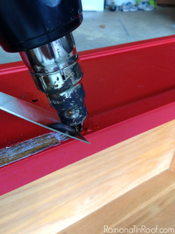 How To Strip Furniture And Restaining Wood