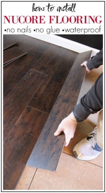 How to Install NuCore Flooring How to Install NuCore Flooring   Luxury Vinyl Wood Flooring   Luxury Vinyl  Flooring   Luxury