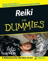 Reiki for Dummies by Nina L. Paul, PhD.
