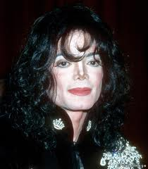 Michael Jackson puppet like