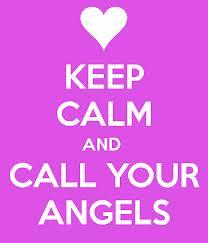 AngelsKeepCalmCallOnAngels