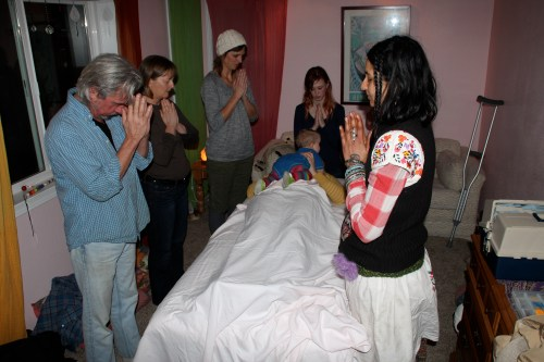 Reiki circle is about community giving and receiving energy healing for both practice, sharing and recharging of their own batteries.