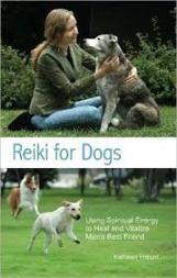 Book, Reiki For Dogs by Kathleen Prasad