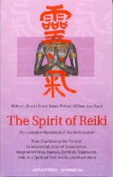 Book- The Spirit of Reiki