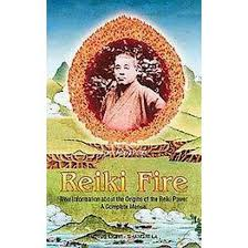 Book Reiki Fire by Frank Arjava Petter